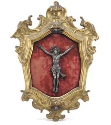 An Italian repousse silver Cor