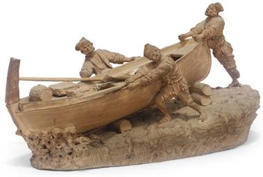 A Neapolitan Terracotta model