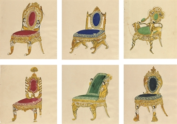 Designs for Indian furniture i