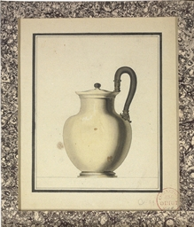 Design for a coffee pot