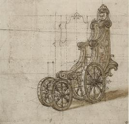 A ceremonial carriage: Design