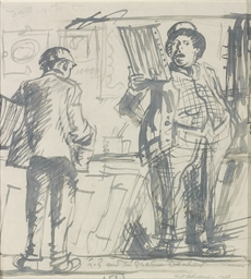 'Frank Brangwyn and the pictur