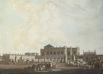Views in Calcutta, 1768-1788: