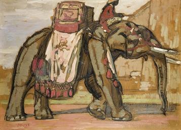 'ELEPHANT CARAPACONNE ET SON C