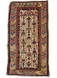 AN AKSTAFA PRAYER RUG
