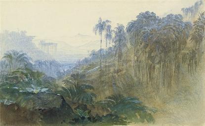 Adam's Peak, Ratnapura, Ceylon
