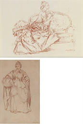 Angelique; and Study of a lady