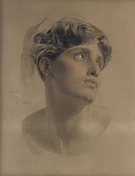 Study for Antigone
