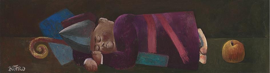 The Sleeping Bishop (The Dozin