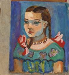 Retrato de Lolita