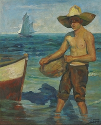 Untitled (Fisherman)