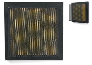 Vibration jaune et noir