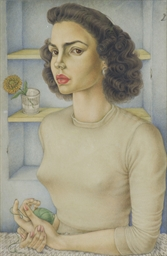 Retrato de Silvia