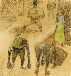 Untitled (Coffee pickers)