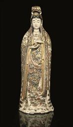 A Satsuma model of Kannon, sig