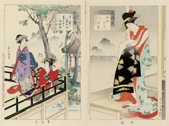 Miyagawa Shuntei (1873-1914)