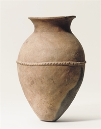 A Yayoi vase