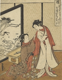 ISODA KORYUSAI (act. c. 1764 -