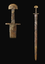 A FINE VIKING SWORD