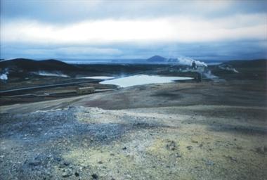 Iceland series (Pioneer piece)
