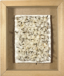 Untitled (Cotton Wicks)