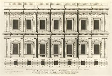 CAMPBELL, Colen (d.1720).  Vit