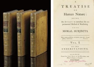 HUME, David (1711-1776).  A Tr