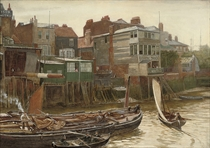 Cold Harbour, Blackwall