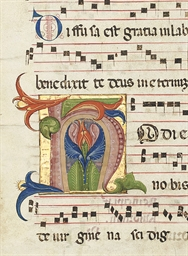 LARGE INITIAL 'H' on a leaf fr