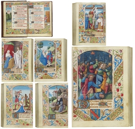 BOOK OF HOURS, use of Geneva,