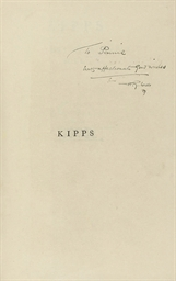 WELLS, H.G. Kipps, the Story o