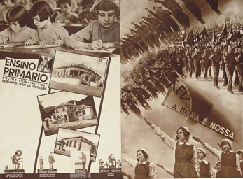 Portugal 1934. Lisbon: Secreta