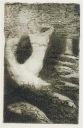 Le Passage d'une âme (Mellerio