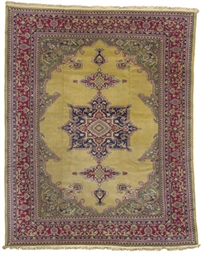 A TURKISH CARPET,