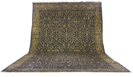 A PERSIAN STYLE CARPET,