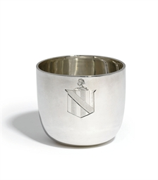 A GEORGE IV SILVER TUMBLER-CUP