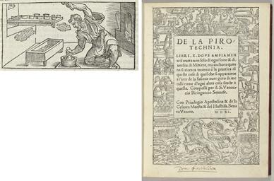 BIRINGUCCIO, Vanocchio (1480-1