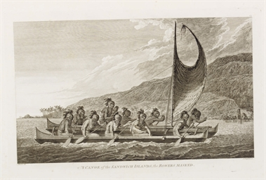 COOK, Capt. James (1728-1779).
