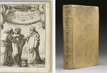 GALILEI, Galileo. Dialogo... sopre i due massimi sistemi del mondo Tolemaico, e Copernicano. Florence: Gian Battista Landini, 1632.