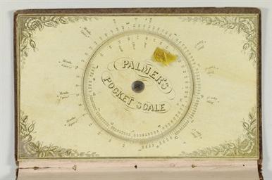 PALMER, Aaron (19th century).