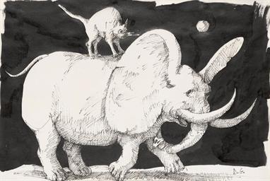 Il gatto e l'elefante