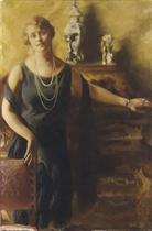 Ritratto della Signora Valentina Alatri