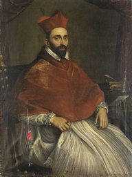 Ritratto del Cardinale Ghislie