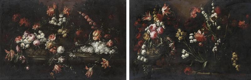 Tulipani, rose e narcisi en pl