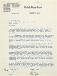 TRUMAN, Harry S. (1884-1972),