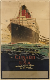 CUNARD TO USA