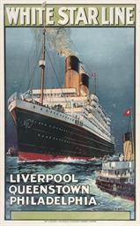 WHITE STAR LINE, LIVERPOOL - P