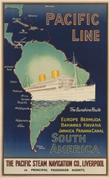 PACIFIC LINE, SOUTH AMERICA