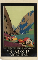 HOLIDAY CRUISES TO NORWAY BY R
