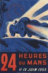 24 HEURES DU MANS, 1955